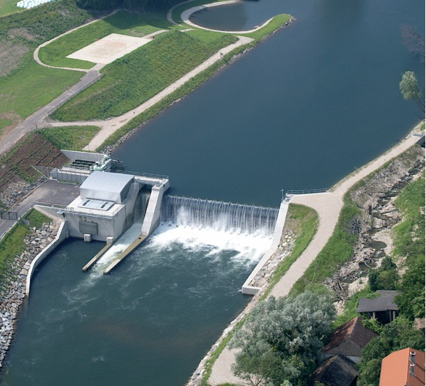 18 Generation Hydro Power Voith 1