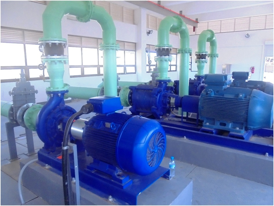 KSB Pumps Kilimani Pumping Station